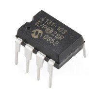 Digitalni potenciometar - 10K (Digital Potentiometer - 10K), COM-10613