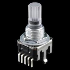 Rotirajući enkoder RGB osvetljen (Rotary Encoder - Illuminated (RGB)), COM-10982