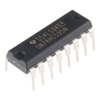 Pomerački registar  8-Bit - SN74HC595 (Shift Register 8-Bit - SN74HC595), COM-13699