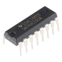 Pomerački registar  8-Bit - SN74HC595 (Shift Register 8-Bit - SN74HC595), COM-13699
