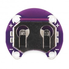 LilyPad držač dugmaste baterije - 20mm, LilyPad Coin Cell Battery Holder - 20mm, DEV-10730