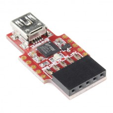 USB na serijski bridž - µUSB-PA5 (USB-to-Serial Bridge - µUSB-PA5), DEV-11814