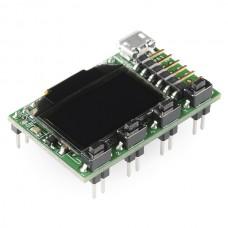 Multifunkcionalna razvojna ploča sa osciloskopom XMEGA Xprotolab, DEV-11643