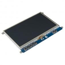 "7.0"" LCD monitor za Beaglebone Black (Beaglebone Black Cape - 7.0"" LCD), DEV-12086"
