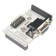 RS232 dodatak za Raspberry Pi (RS232 Shield - Raspberry Pi), DEV-12827