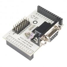 RS232 dodatak za Raspberry Pi (RS232 Shield - Raspberry Pi), DEV-12827