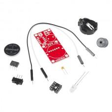 H2OhNo! ATtiny razvojna ploča / senzor za vode (H2OhNo! ATtiny Dev Board / Water Alarm), DEV-12069