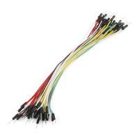 """Žičani kratkospojnik (Jumper Wires Standard 7"""" M/M Pack of 30), PRT-11026"""