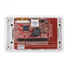 """Bela LCD maska - 3-2"""" (LCD Bezel - 3.2"""" (White)), LCD-12716"""