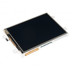 "Raspberry Pi dodatni primarni ekran - 3.2"" ekran na dodir (Raspberry Pi Primary Display Cape - 3.2"" Touchscreen), LCD-13051"