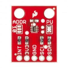 Senzor osvetljenja TSL2561 (TSL2561 Luminosity Sensor Breakout ), SEN-12055