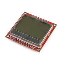 Grafički LCD ekran 84x48 - Nokia 5110 (Graphic LCD 84x48 - Nokia 5110), LCD-10168