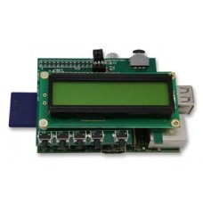 PiFace ploča sa digitalnim ulazima/izlazima i LCD displejem za proširenje RPi , (PIFACE CONTROL & DISPLAY - I/O BOARD WITH LCD DISPLAY FOR RPI)