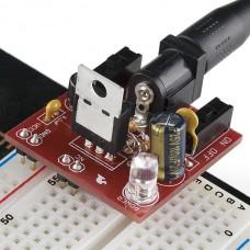 SparkFun proto ploča za napajanje 5V-3.3V (SparkFun Breadboard Power Supply 5V/3.3V), PRT-00114