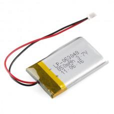 Polymer Lithium Ion baterija - 850mAh (Polymer Lithium Ion Battery - 850mAh), PRT-00341