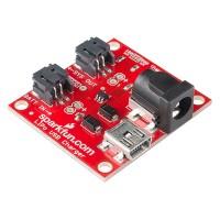 SparkFun USB LiPoly punjač - jedna ćelija (SparkFun USB LiPoly Charger - Single Cell), PRT-12711