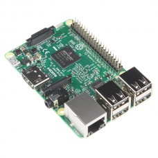 Raspberry Pi 3 Model B - RPi 3B
