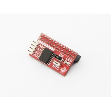 AD/DA ploča za proširenje za Raspberry Pi B/A+/B+/2 (Raspberry Pi B/A+/B+/2 AD/DA Expansion Board), 103990060