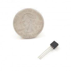 Jednožični digitalni senzor temperature (One Wire Digital Temperature Sensor - DS18B20), SEN-00245
