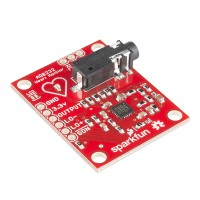 SparkFun monitor za merenje oktucaja srca  – AD8232 (SparkFun Single Lead Heart Rate Monitor – AD8232, SEN-12650