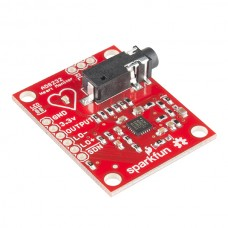 SparkFun monitor za merenje oktucaja srca  – AD8232 (SparkFun Single Lead Heart Rate Monitor – AD8232, SEN-12650