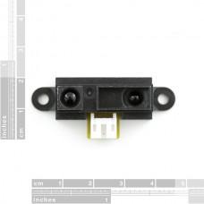 Infracrveni senzor rastojanja kratkog dometa  (Infrared Proximity Sensor Short Range - Sharp GP2Y0A41SK0F), SEN-12728