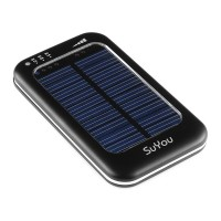 Solarni punjač baterija (Solar Charger and Battery Pack - 3500mA), PRT-11496