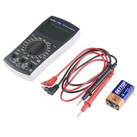 Digitalni multimetar (Digital Multimeter), TOL-12966